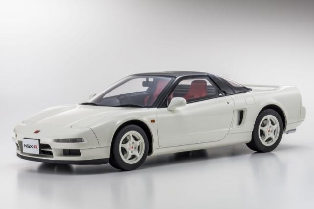 【Kyosho】 1/12 ホンダ NSX タイプR ホワイト ※サムライシリーズ 限定600台