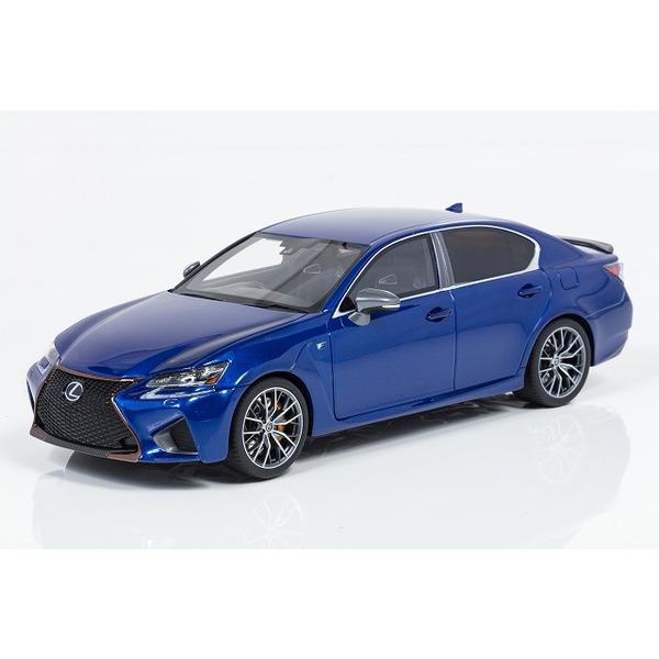 【Kyosho】 1/18 Lexus GS F (ブルー)  ※サムライ シリーズ 限定500台