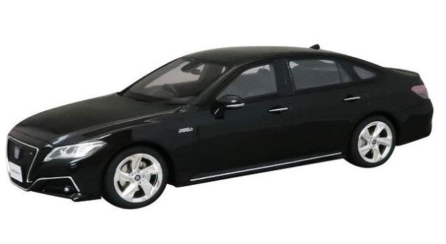 <予約> 【Kyosho】 1/18 トヨタ クラウン RS (ブラック)※宮沢模型流通限定