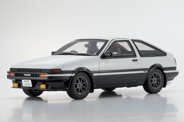 <セール 12月21日まで> Kyosho 1/18 Initial D Toyota Sprinter Trueno AE86