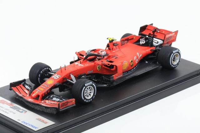 [LOOKSMART] 1/43 Ferrari SF90 No.16 3rd Canadian GP 2019 Charles Leclerc