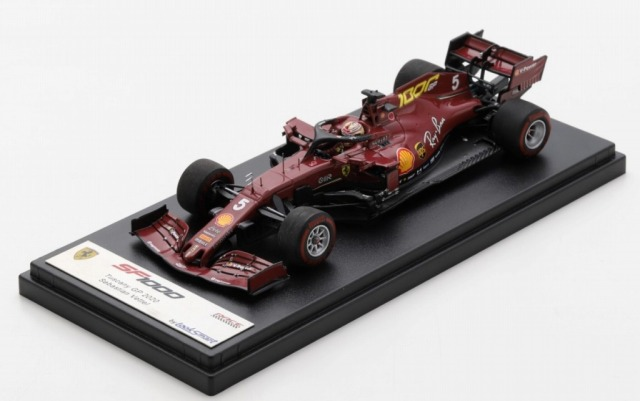 LOOKSMART 1/43 Ferrari SF1000 No,5 Tuscany GP 2020 Sebastian Vettel