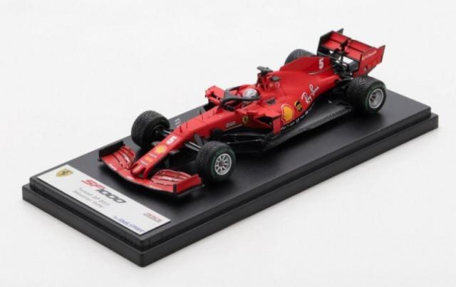 LOOKSMART 1/43 Scuderia Ferrari SF1000 No,5 Turkish GP 2020 Sebastian Vettel