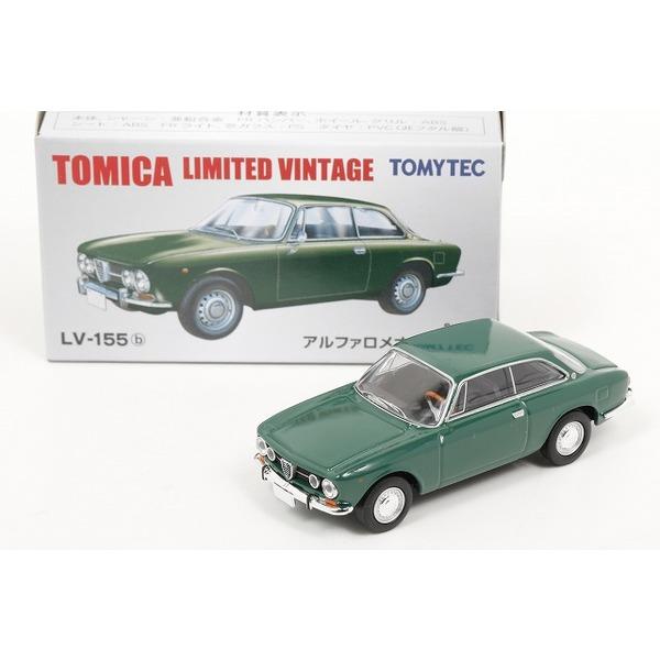 【トミカリミテッドヴィンテージ】 1/64 アルファロメオ 1750 GTV (グリーン)