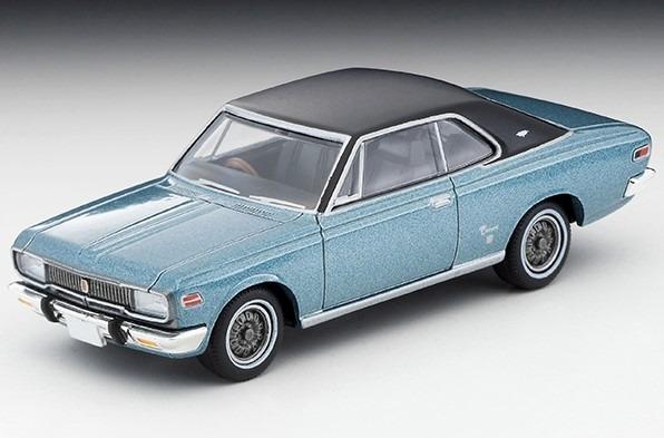TOMICA LIMITED VINTAGE 1/64 トヨペット クラウンハードトップSL 70年式(青/黒)