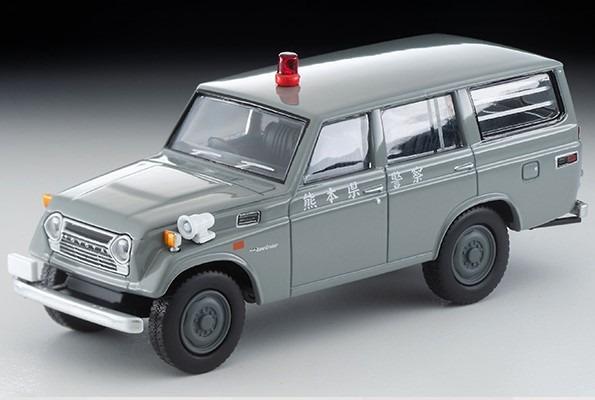 TOMICA LIMITED VINTAGE 1/64 トヨタ ランドクルーザー FJ56V型 機動隊車両(熊本県警察)
