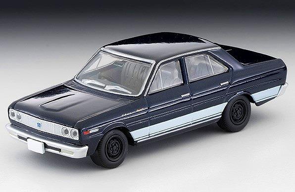 TOMICA LIMITED VINTAGE 1/64 セドリック パーソナル6 カタログ仕様車(紺)