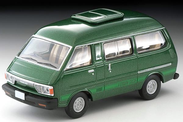 TOMICA LIMITED VINATGE NEO 1/64 トヨタ タウンエース ワゴン 1800 スーパーエクストラ 82年式 (緑)