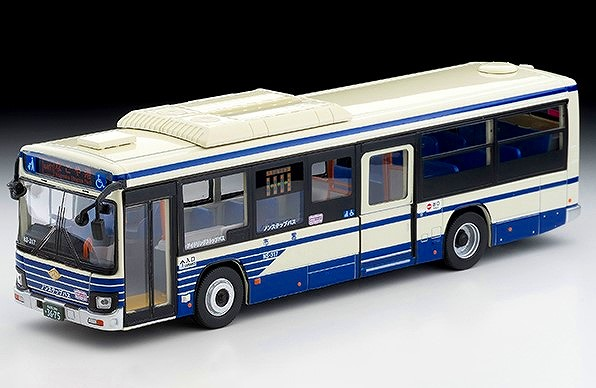 TOMICA LIMITED VINTAGE NEO 1/64 いすゞエルガ 名古屋市交通局