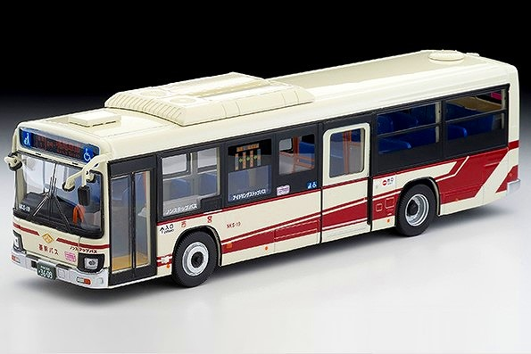 TOMICA LIMITED VINTAGE NEO 1/64 いすゞエルガ 名古屋市交通局 (基幹バス)