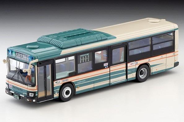 <予約> TOMICA LIMITED VINTAGE NEO 1/64  いすゞ エルガ 西武バス