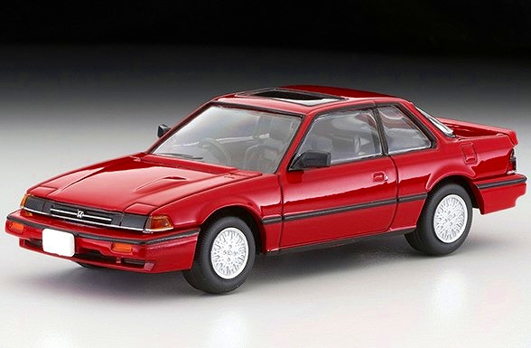 TOMICA LIMITED VINTAGE NEO 1/64 ホンダ プレリュード 2.0Si(赤)