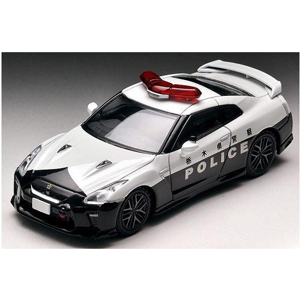 【トミカリミテッドヴィンテージNEO】 1/64 NISSAN GT-R パトロールカー 栃木県警察