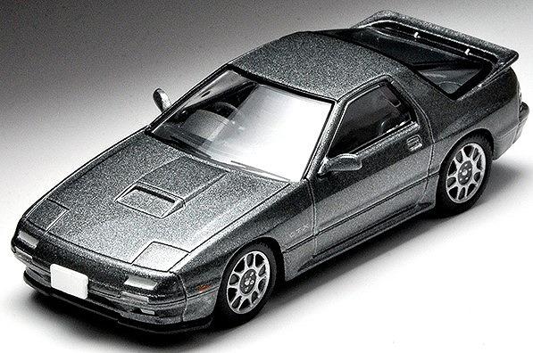 トミカリミテッドヴィンテージNEO 1/64 マツダ サバンナRX-7 GT-X 89年式(グレー)