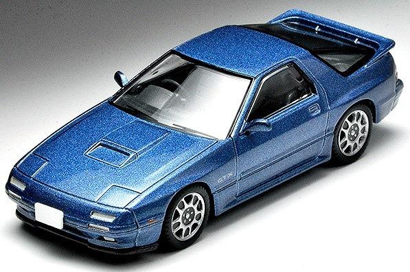 トミカリミテッドヴィンテージNEO 1/64 マツダ サバンナRX-7 GT-X 89年式(青)