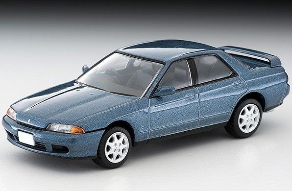 TOMICA LIMITED VINTAGE NEO 1/64 日産スカイライン GTS25 タイプX・G(青)