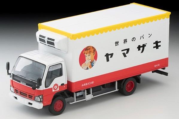 <予約> TOMYTEC 1/64 いすゞエルフ パネルバン(ヤマザキパン)