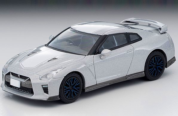 TOMICA LIMITED VINTAGE NEO 1/64 日産GT-R 50th ANNIVERSARY(銀)
