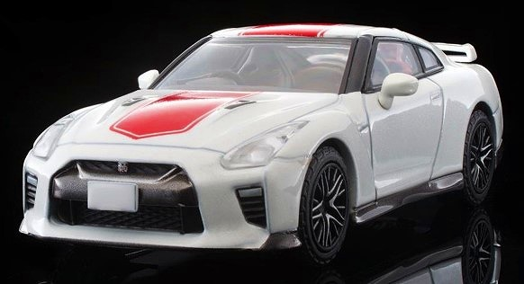 TOMICA LIMITED VINTAGE NEO 1/64 日産GT-R 50th ANNIVERSARY(白)