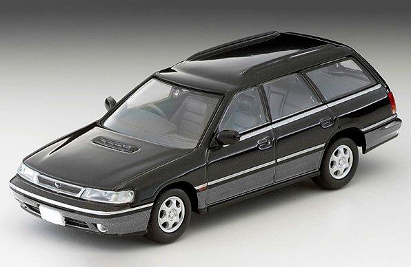 TOMICA LIMITED VINTAGE NEO 1/64 スバル レガシィ ツーリングワゴン GT(黒/グレー)