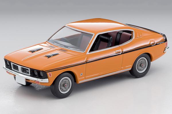 TOMICA LIMITED VINTAGE NEO 1/64 三菱 コルト ギャラン GTO MR 70年式 (橙)