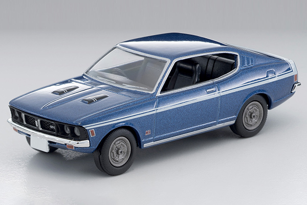 TOMICA LIMITED VINTAGE NEO 1/64 三菱 ギャラン GTO MR 73年式 (青)