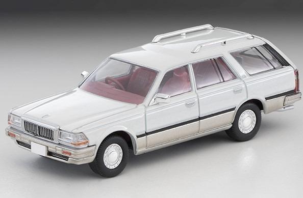 TOMICA LIMITED VINTAGE NEO 1/64 日産セドリック ワゴン V20E SGLリミテッド(白/銀)