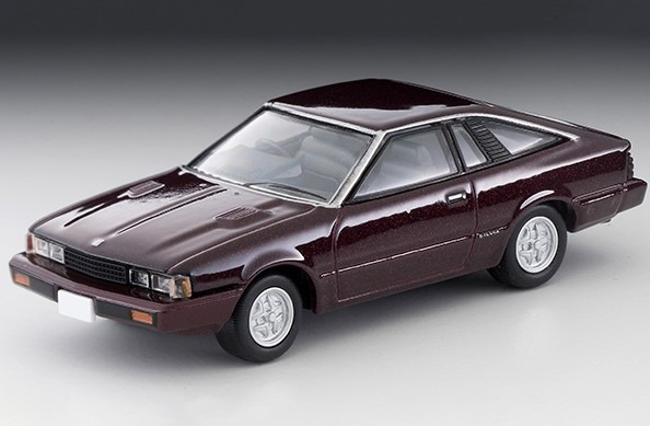 TOMICA LIMITED VINTAGE NEO 1/64 日産シルビアハッチバック ターボZSE-X 81年式(マルーン)