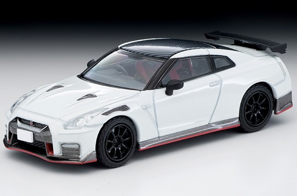 TOMICA LIMITED VINTAGE NEO 1/64 NISSAN GT-R NISMO 2020 model(白)