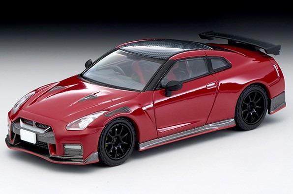 TOMICA LIMITED VINTAGE NEO 1/64 NISSAN GT-R NISMO 2020model(赤)