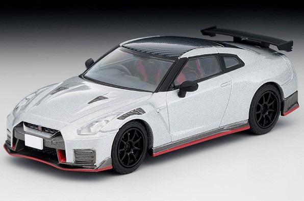 TOMYTEC 1/64 NISSAN GT-R NISMO 2020 model(銀)