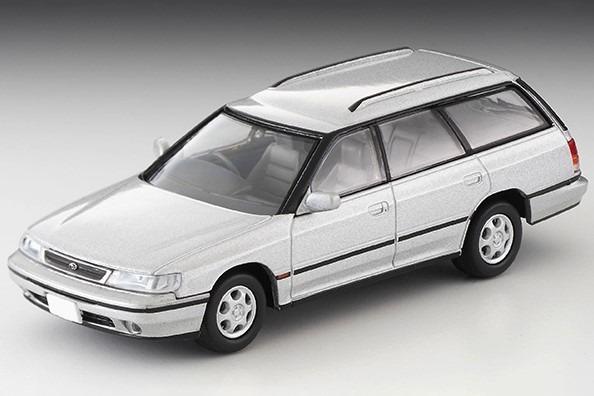 <予約> TOMICA LIMITED VINTAGE NEO 1/64  スバル レガシィ ツーリングワゴン VZ type R(銀)