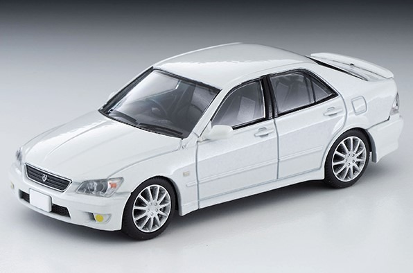 トミカリミテッドヴィンテージNEO 1/64 トヨタ アルテッツァRS200 Lエディション(白)
