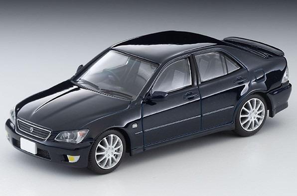 トミカリミテッドヴィンテージNEO 1/64 トヨタ アルテッツァRS200 Lエディション(紺)