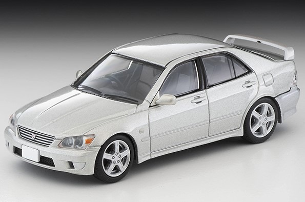 TOMICA LIMITED VINTAGE NEO 1/64 トヨタ アルテッツァ RS200 Zエディション(銀)