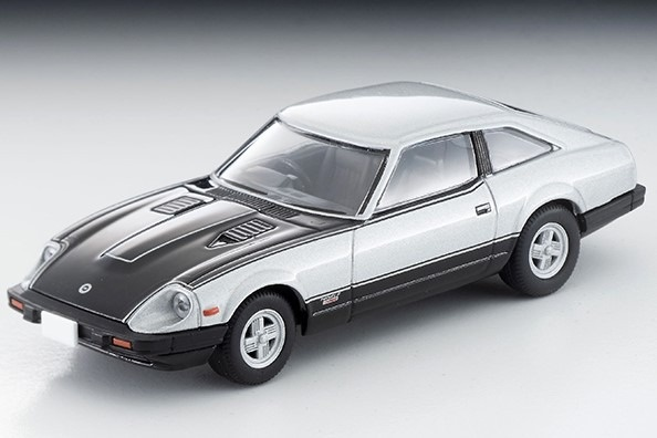 TOMICA LIMITED VINTAGE NEO 1/64 日産フェアレディZ-T ターボ2BY2(銀/黒)