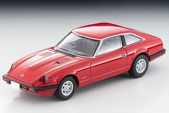 TOMICA LIMITED VINTAGE NEO 1/64 日産フェアレディZ-T 2BY2(赤)