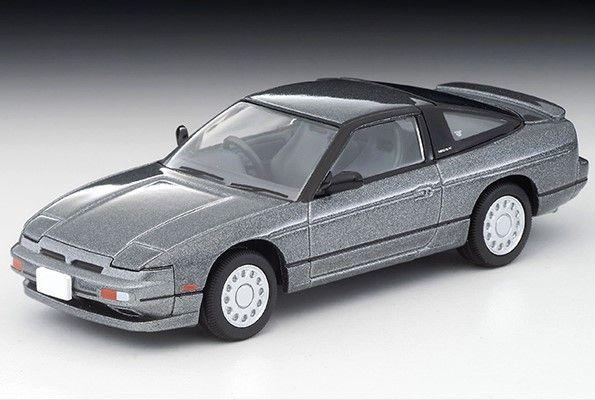 <予約 2021/2月発売予定> TOMICA LIMITED VINTAGE NEO 1/64 日産 180SX TYPE-II スペシャルセレクション装着車(グレーM)89年式