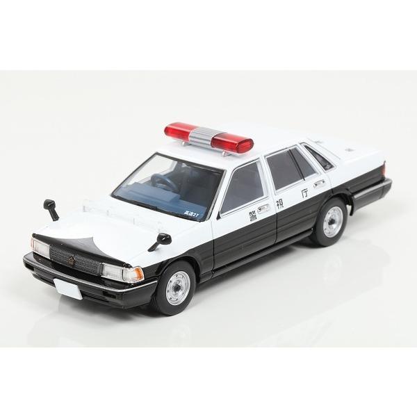 【トミカリミテッドヴィンテージNEO43】 1/43 日産セドリック パトロールカー 警視庁 1988