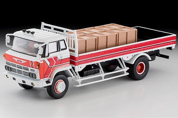 <予約> TOMICA LIMITED VINTAGE NEO 1/64 日野KB324型トラック(白/赤)