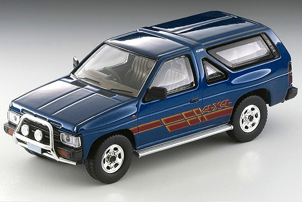 TOMICA LIMITED VINTAGE NEO 1/64 日産 テラノ R3M(紺)