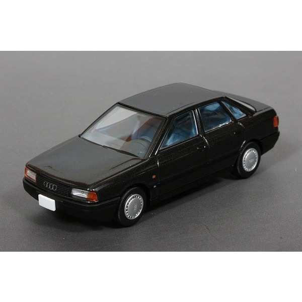 【TOMICA LIMITED VINTAGE NEO】 1/64 アウディ 80 クアトロ (ブラック)