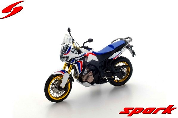 Spark 1/43 Honda Africa Twin CRF1000L 2017