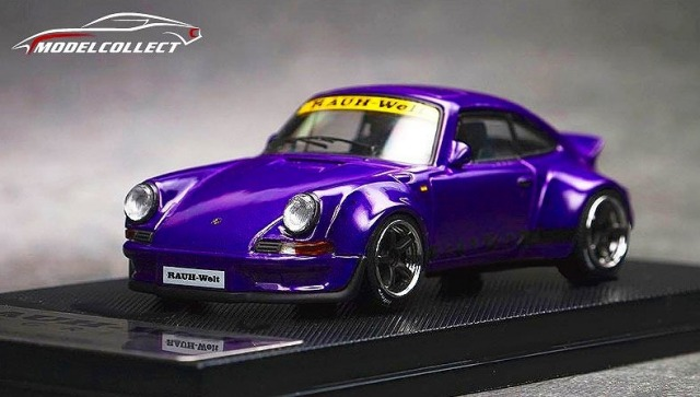MODEL COLLECT1/64 RWB 930 Pearl Purple