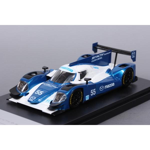 【モデラーズ】 1/43 マツダ LMP2 SKYACTIV-D Racing ショーカー