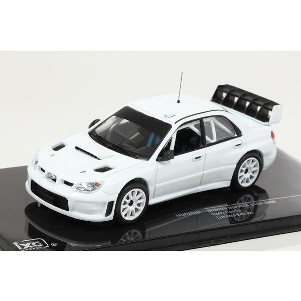 【ixo】 1/43 スバル インプレッサ S12B 2008 Rally Specs