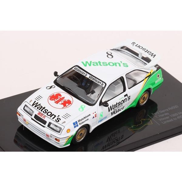 【ixo】 1/43 フォード シエラ RS500 Winner 1989 マカオ Guia Race