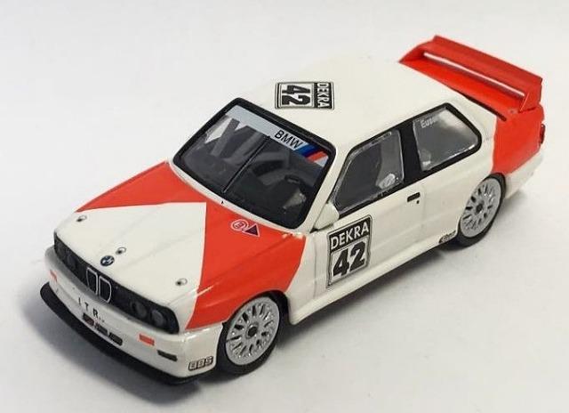 MINI GT 1/64 BMW M3 (E30) #42 DTM 1991