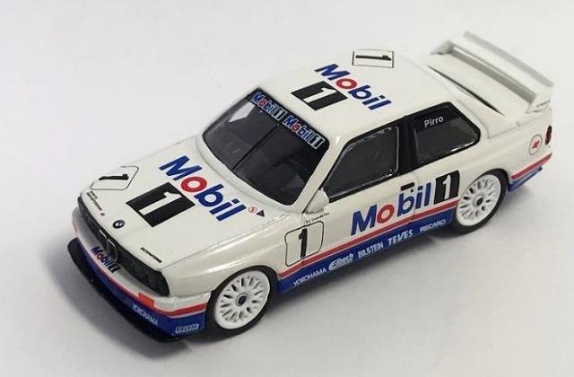 MINI GT 1/64 BMW M3 (E30) #1 マカオ ギア レース 1992 優勝車