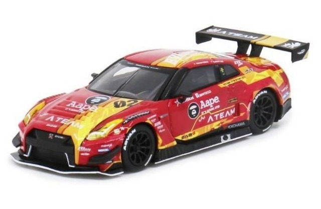 MINI GT 1/64 エヴァ RT TEST TYPE-02 X Works GT-R(香港限定)